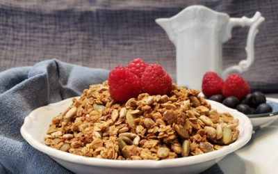 Recipe: Brewster By The Sea Inn Granola