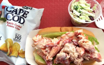 The Best Lobster Rolls on Cape Cod
