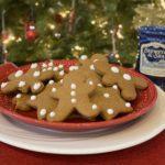 The Best Soft Chewy Gingerbread Cookie Recipe
