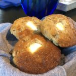 Recipe: Banana Cream Cheese Muffins