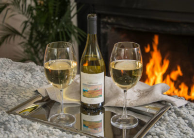 Emerson Room Wine | Brewster By the Sea Cape Cod B&B | Brewster, MA
