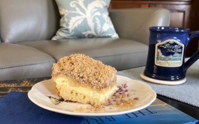 Cream Cheese Crumb Cake Recipe