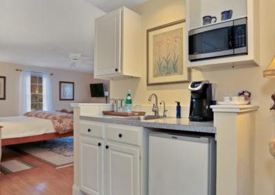 Refugio Suite Kitchen Sink | Brewster By the Sea Cape Cod B&B | Brewster, MA