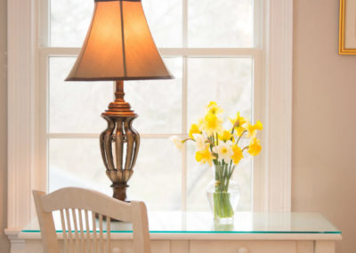 Sea Meadow Room Lamp | Brewster By the Sea Cape Cod B&B | Brewster, MA