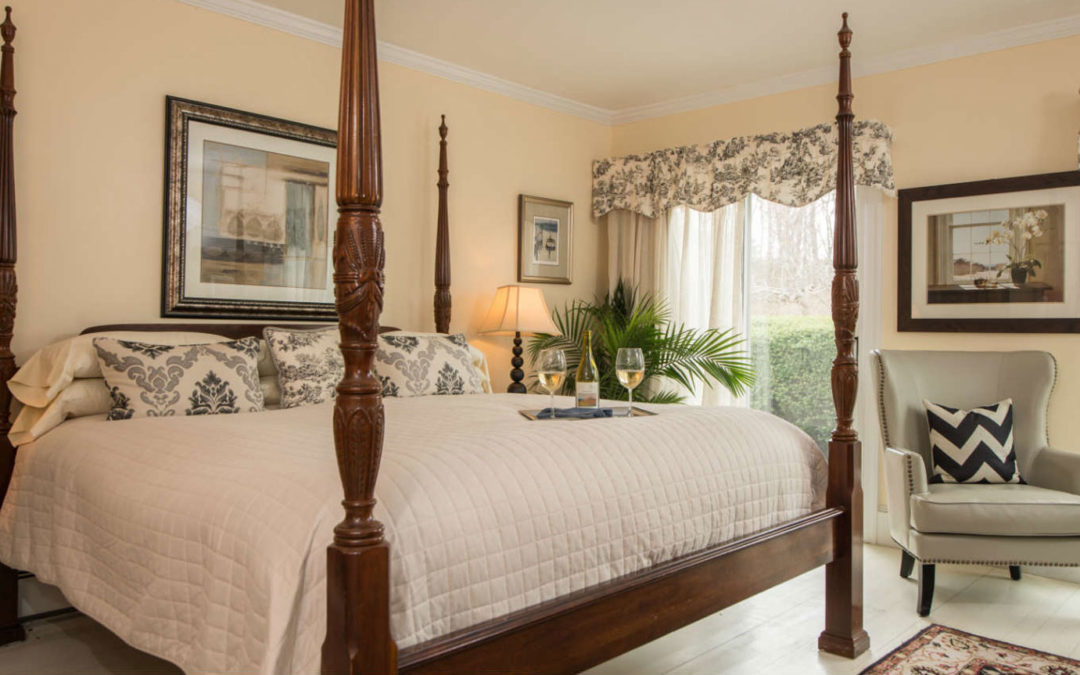 8 Benefits of Sleeping In a Bed at Brewster By The Sea Inn During Your Cape Cod Vacation