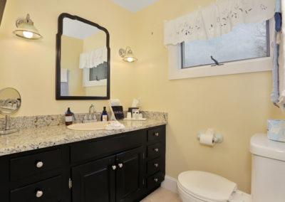 Loft Room Bathroom | Brewster By the Sea Cape Cod B&B | Brewster, MA