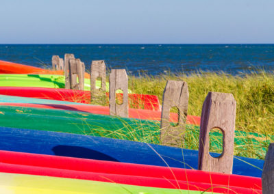 Rainbow colors | Brewster By the Sea Bed and breakfast | Cape Cod, Brewster, MA