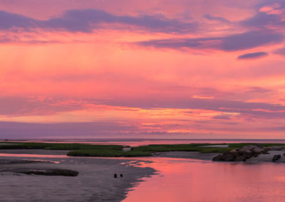 Sunset beach | Brewster By the Sea Bed and breakfast | Cape Cod, Brewster, MA