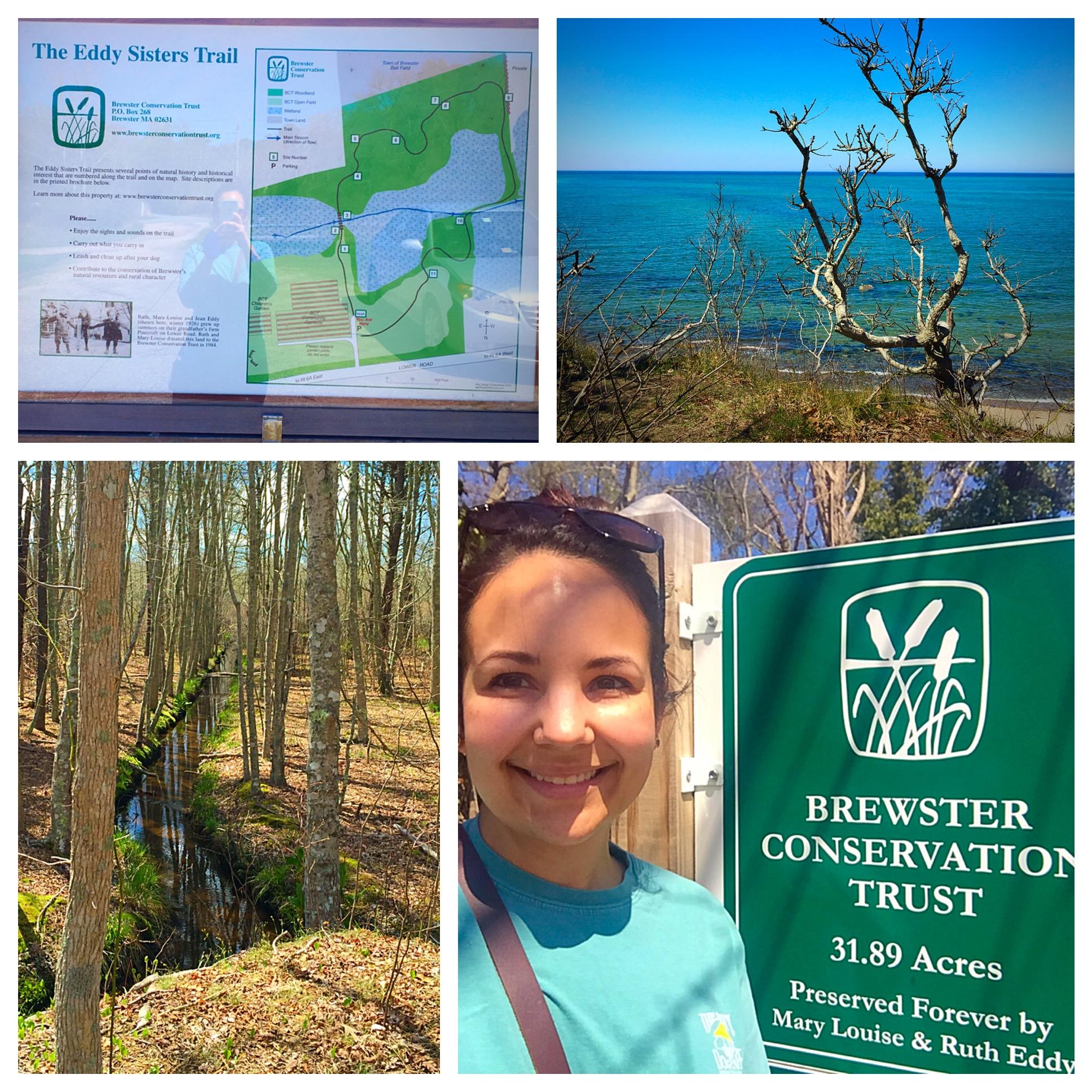 Eddy Sisters Trail/Eddy Bay Trail  | Brewster By the Sea Cape Cod Inn | Brewster, MA
