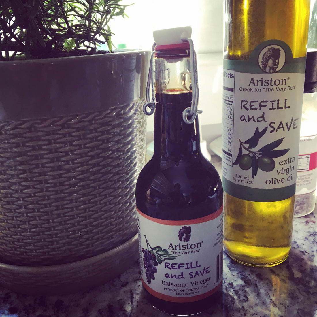 Ring Bros. Balsamic & Olive Oil | Brewster By the Sea Cape Cod Inn | Brewster, MA