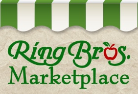 Ring Bros. Marketplace Logo | Brewster By the Sea Cape Cod Inn | Brewster, MA