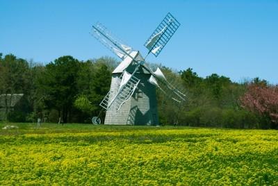 Drummer Boy Windmill | Brewster By the Sea Cape Cod Inn | Brewster, MA
