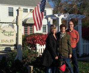 Meet Your New Innkeeper | Brewster By the Sea Cape Cod Inn | Brewster, MA