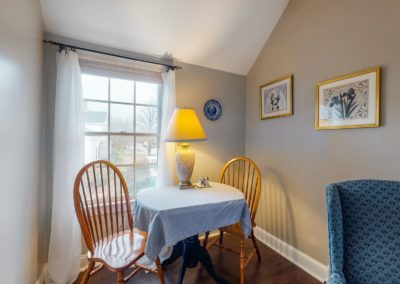 Sea Meadow Table | Brewster By the Sea Cape Cod B&B | Brewster, MA