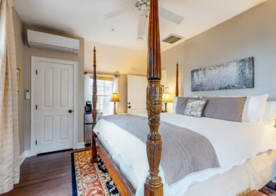 Sea Meadow Side Bed | Brewster By the Sea Cape Cod B&B | Brewster, MA