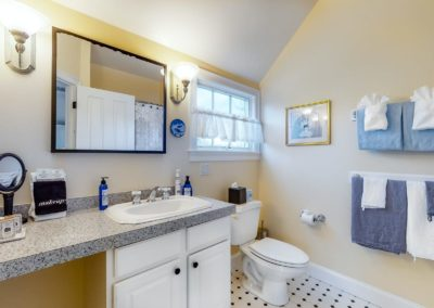 Bayberry Sink | Brewster By the Sea Cape Cod B&B | Brewster, MA